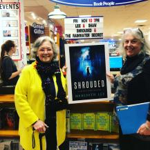 Dixie and Sue at BookPeople